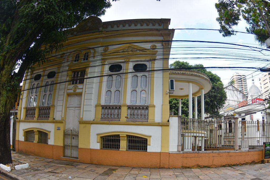 O Banco do Povo de Belém se mudou para Av. Nazaré esquina com a Tv Quintino Bocaiúva. (Foto: Joyce Ferreira/ Agência Belém)